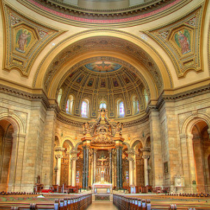 Cathedral of Saint Paul - The Archibishop and the Architect